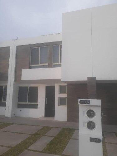 Casa En Condominio En Renta En Las Mercedes, San Luis Potosí, San Luis Potosí