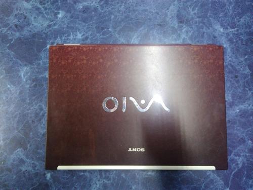 Imagem 1 de 10 de Carcaça Completa Notebook Sony Vaio Pcg 391l