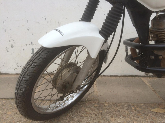 Moto Honda Cg 150 Ks Titan Job Branca