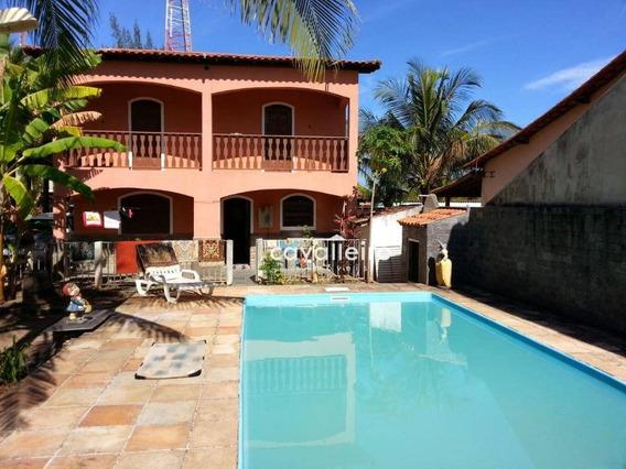 Linda Casa Em Ponta Negra - Maricá - Ca3456