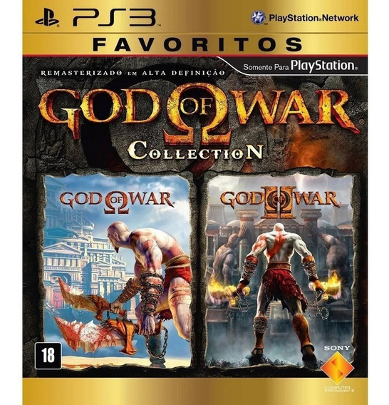 God Of War: Collection Ps3