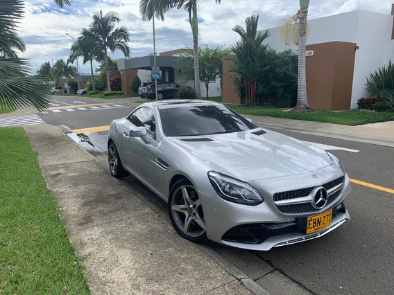 Mercedes Benz Slc 200 - 2018