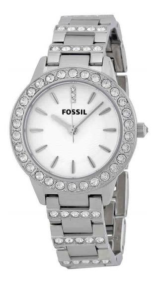 Relógio Fossil Feminino Es2362 Original Promoção