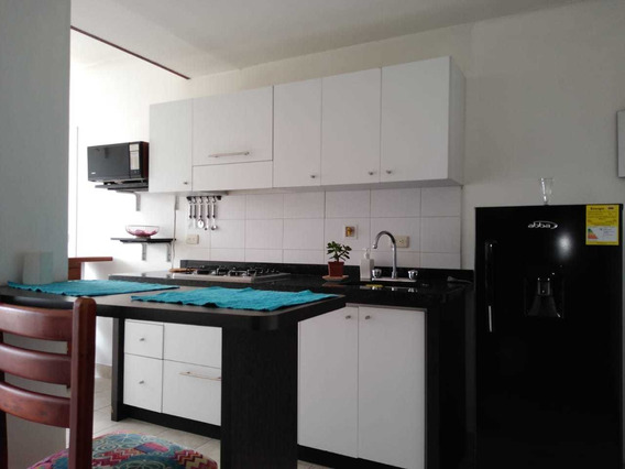 Se Alquila Apartamento Amoblado En San Rafael