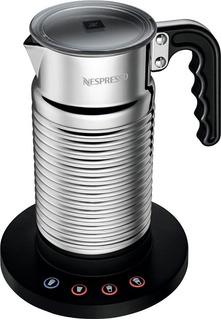 Nespresso - Aeroccino 4 Espumador De Leche - Cromo