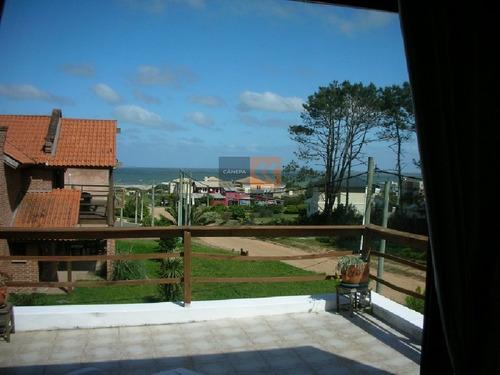 Casa En Venta Y Alquiler,espectacular Esquinera Con Piscina En Montoya - La Barra - Punta Del Este- Ref: 8768