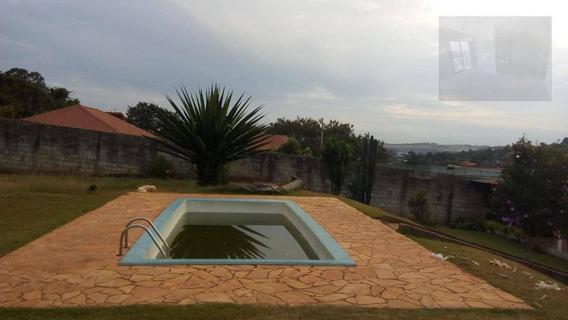 Chácara Com 2 Dormitórios À Venda, 1000 M² Por R$ 260.000 - Portal São Marcelo - Bragança Paulista/sp - Ch0024