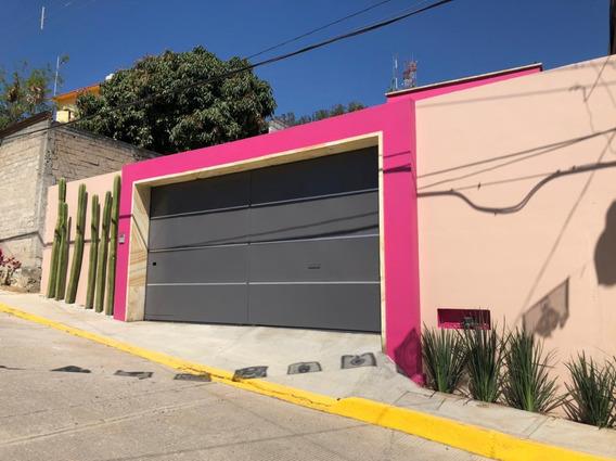 Se Vende Casa Colonia. Microondas, Oaxaca.