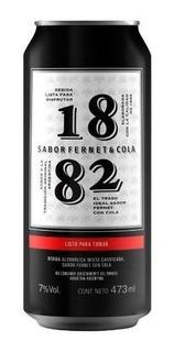 Fernet 1882 Con Cola Lata 473 Ml.