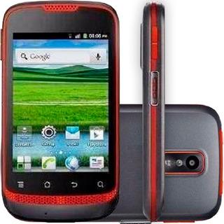 Celular Huawei U8667 4gb 3g Single Mp3 Preto Reembalado