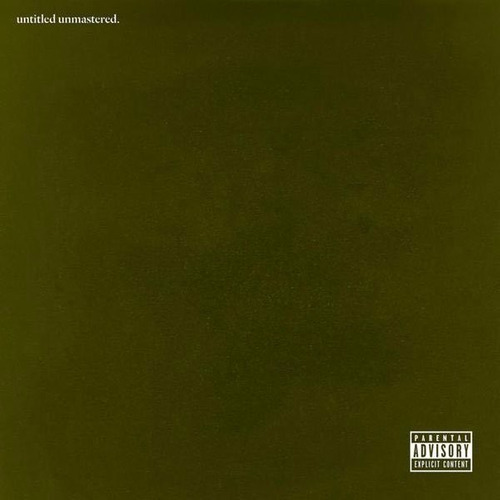 Vinilo Kendrick Lamar - Untitled Unmastered.