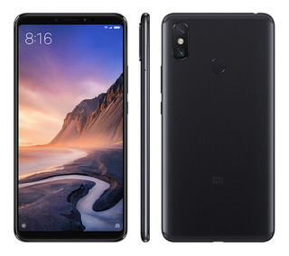 Xiaomi Mi Max 3 128gb Black - Novo, Aberto Para Unboxing
