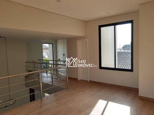Imagem 1 de 30 de Casa À Venda, 250 M² Por R$ 1.200.000,00 - Condomínio Vila Das Hortênsias - Itu/sp - Ca2253