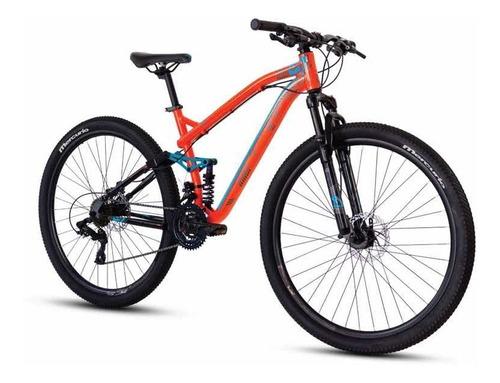 Imagen 1 de 5 de Bicicleta Expert Doble Suspensión Mercurio R29 Aluminio D H