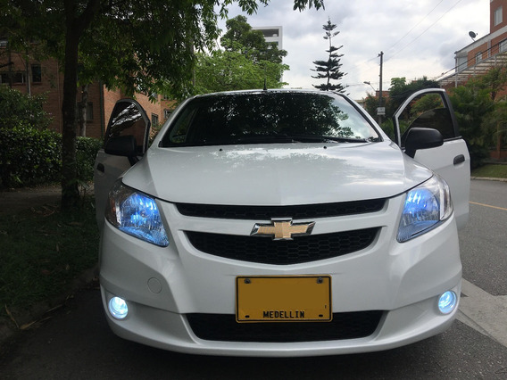 Chevrolet Sail 2015 Lt Mt