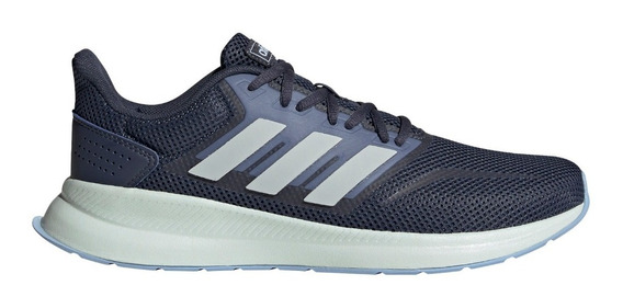 Zapatillas adidas Runfalcon Azues/blan De Hombre