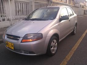 Chevrolet Aveo 1.6cc Mt Aa 4p