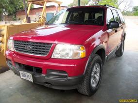 Ford Explorer Xlt Awd - Automatico