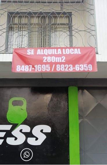 Alquilo Local Comercial En Vargas Araya San Pedro