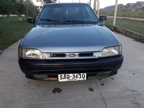Ford Escort 1.8 Guia
