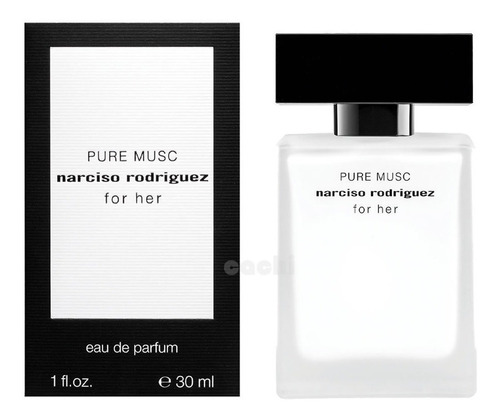 Perfume Narciso Rodriguez For Her Pure Musc Edp 30ml