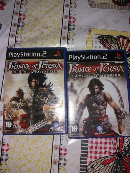 Jogos Play2 Prince Of Persia