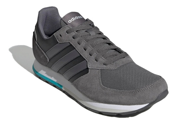 Zapatilla adidas Lifestyle Hombre 8k Gris Ras