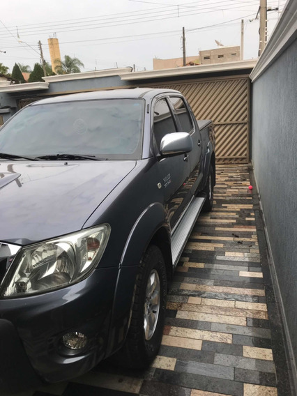Toyota Hilux 3.0 Srv Cab. Dupla 4x4 Aut. 4p 2010