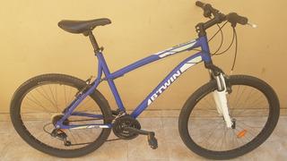 Bicicleta B-twin Rockrider 340 Azul