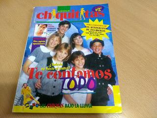 Revista Chiquititas N° 2 1996 Enrique Iglesias Completa Ofer