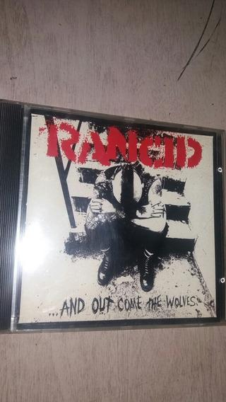 Cd-rancid-punk-onda Ramones-pistols-clash-social-hosen-damne
