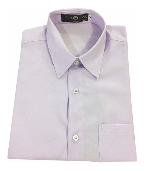Camisa Social Masculina Extra Grande Plus Size Tamanho 6 7 8