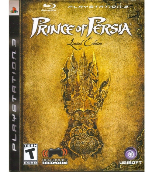 Prince Of Persia Pre-order Limited Edition Ps3 | Playgorila