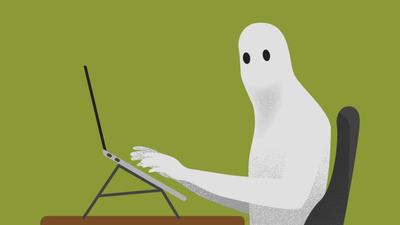 Escritor Fantasma. Ghost Writer