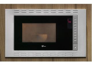 Micro Ondas Fischer Embutir 25l Inox 220v