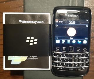 Blackberry 9790 Black Na Caixa + Todos Os Acessórios 3ºs