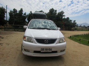 Mazda Mpv Año 2001 144000 Kms. Full Equipo