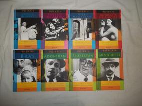 Livro Coleção Pauliceia Letras Trilhas Retratos C/ 8 Titulos