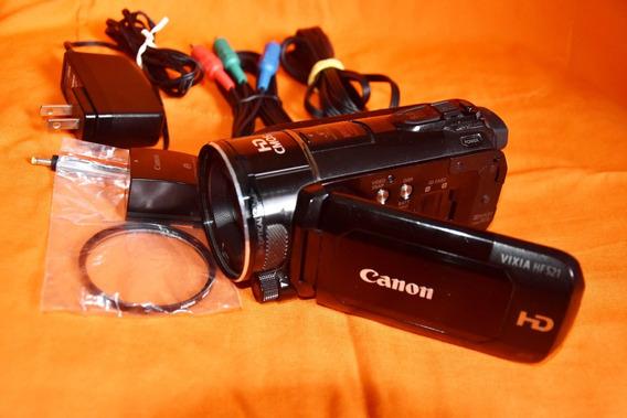 Filmadora Canon Vixima Hf - S21 Pro.