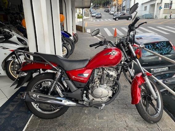 Haojue Chopper Road 150 2019