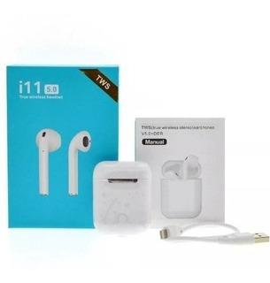 I11 Tws AirPods Bluetooth 5.0 Control Táctil Promoción
