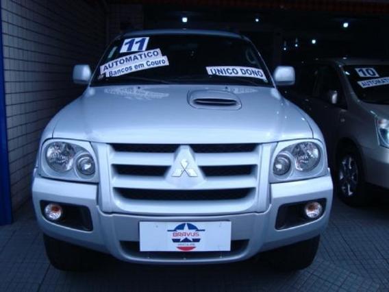 Pajero Sport 3.5 4x4 V6 - Automático+couro - 2011