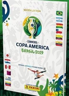 Figuritas Copa America - 90 Figus Diferentes Para Canje