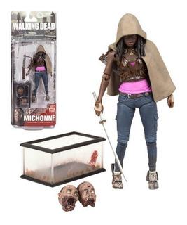 The Walking Dead Michonne 15 Cm Blister Cerrado Original 5