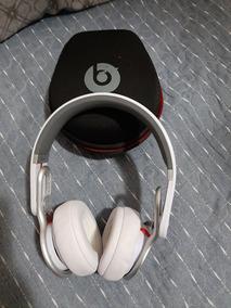 Headphone Beats Mixr Branco - David Guetta