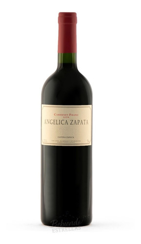 Vino Angelica Zapata Cabernet Franc Alta 750 Ml