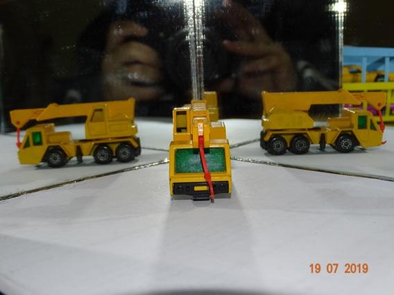Matchbox Nº49 Crane Truck B124