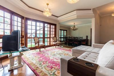 Casa Em Condomínio Mobiliada Com 4 Dormitórios E 4 Garagens - Id: 892886501 - 186501