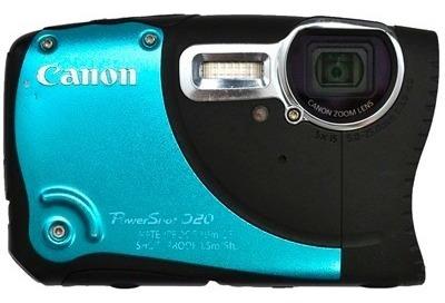 Câmera Canon Powershot D20 - A Prova D