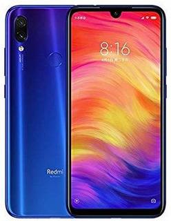 Xiaomi Note 7 Azul 128gb 6.3 4gb Ram Android 9 Pie